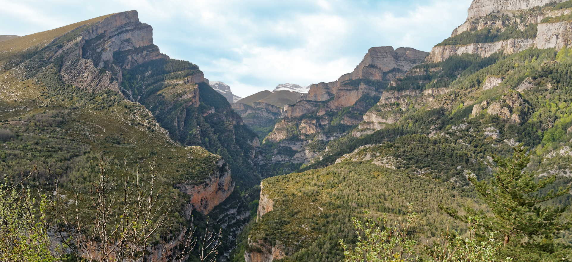canyoning anisclo mont perdu espagne aragon