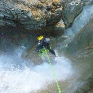 canyoning estat ariege