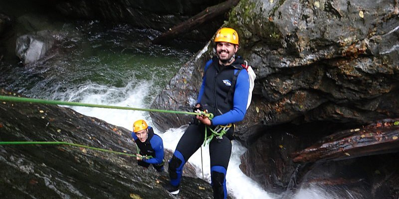 canyoning marc ariege