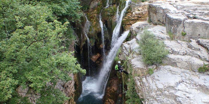 canyoning mont perdu metils viandico espagne aragon