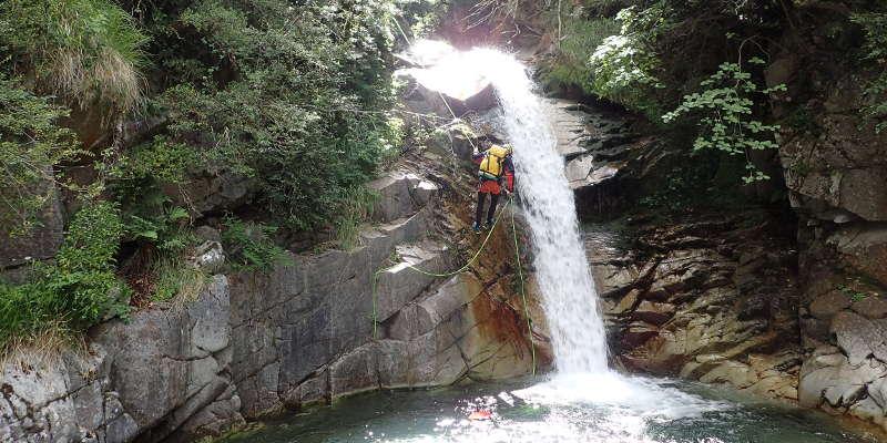 canyoning mont perdu ordiceto