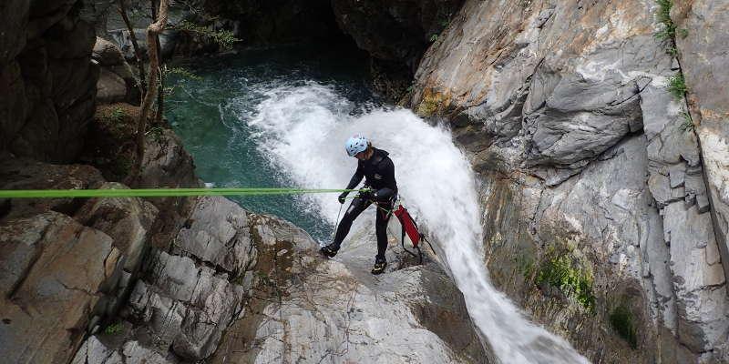 canyoning mont perdu barrosa