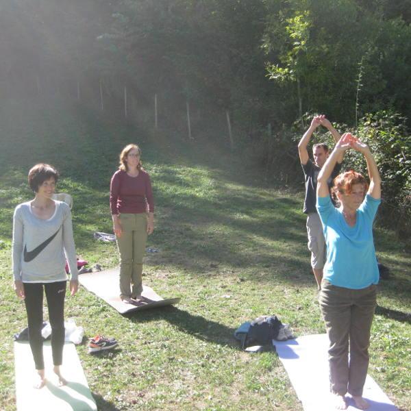 sejour canyoning yoga mont perdu espagne aragon
