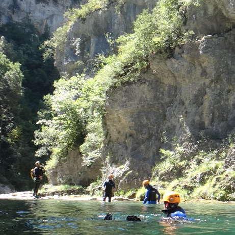 sejour yoga canyoning miraval mont perdu espagne aragon