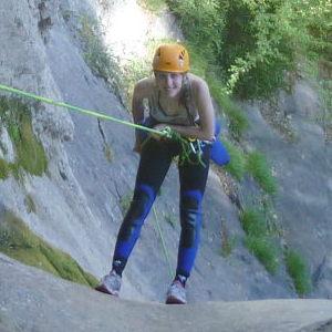 canyoning escuain mont perdu