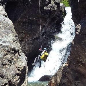 canyoning la pez mont perdu