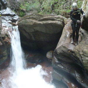 canyoning sallena mont perdu