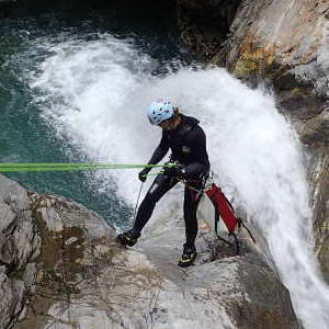 canyoning barrosa mont perdu