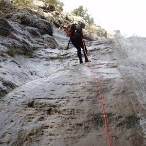 canyoning foz de canal mont perdu