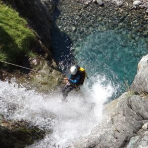 canyoning larri mont perdu