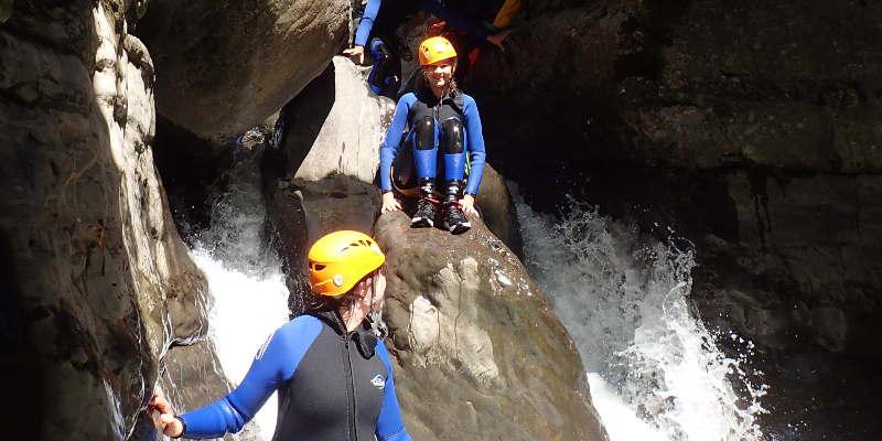 canyoning miraval mont perdu