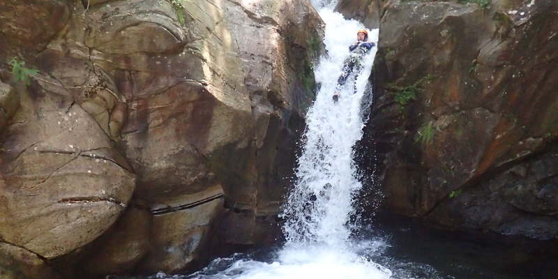canyoning neste oo luchon